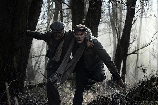 Snímek popisuje příběh mladých židovských vězňů Alfréda Wetzlera a Rudolfa Vrby zpřísně střeženého koncentračního tábora Osvětim. Podle odborníků šlo o jeden z nejvýraznějších zápisů československých občanů do světové historie.