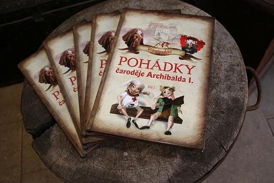 Kniha plná originálních pohádek pro děti i dospělé. Inspirujte se.