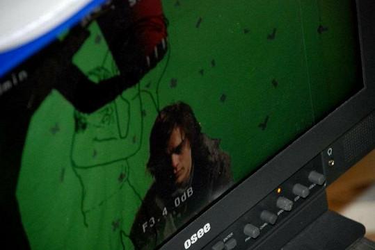 Klip k písni Alternativa bude první v Čechách, který bude mít kompletně kreslené 3D prostředí.