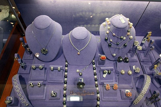 Šperky od Elizabeth Taylor, které půjdou do dražby.