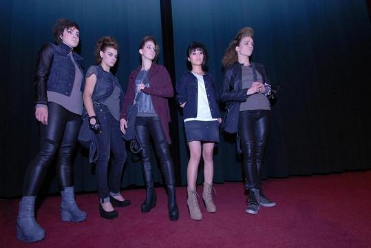 Oblečení bylo inspirováno hlavní hrdinkou filmu.