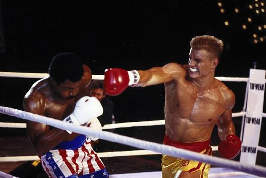 Herec ve filmu Rocky IV.