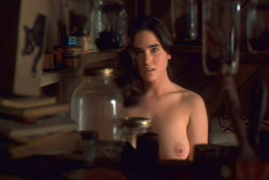 Jennifer Connelly ve filmu Rande.