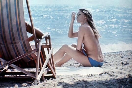 Brigitte byla kouzelná.
