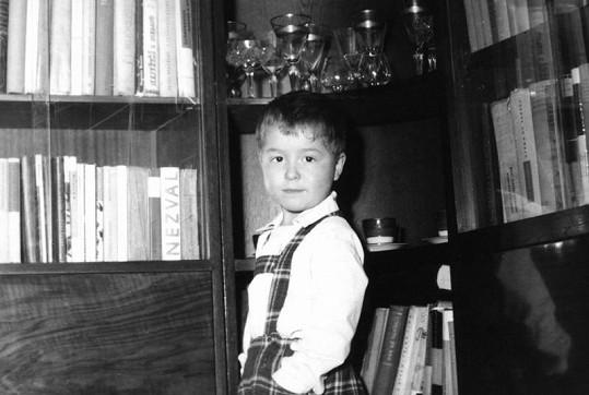 Michal David byl roztomilý chlapeček.
