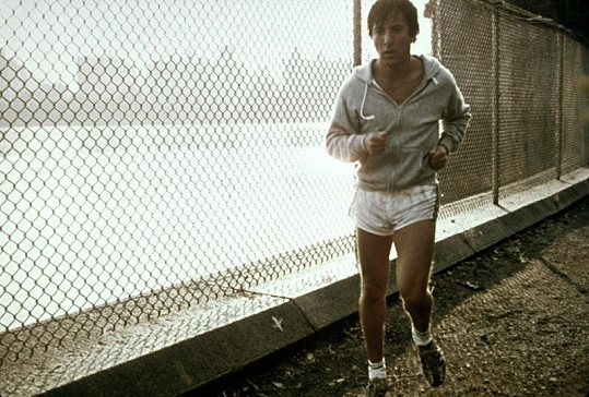 Dustin Hoffman ve filmu Maratónec také bojoval o život.