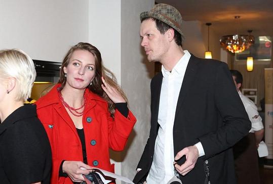 Anna Polívková chodí s Jakubem již dva roky.