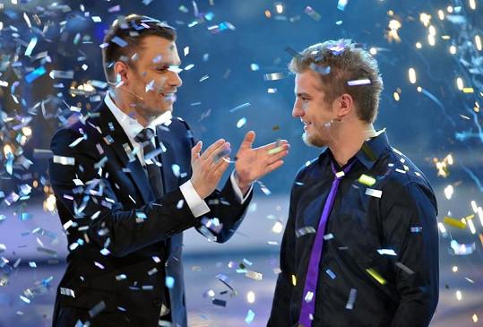 Lukáš Adamec právě vyhrál SuperStar.