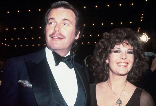 Natalie Wood s manželem Robertem Wagnerem v roce 1981, jen krátce před smrtí.