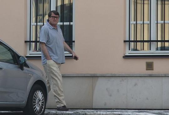 Ladislav Štaidl se Ivetě snažil vyhovět, ale nešlo to.