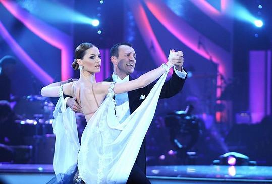 Pavlína a Honza v minulém díle předvedli fantastický něžný waltz.