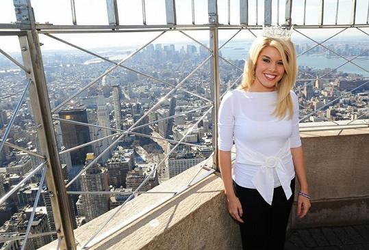 Stane se jednou letošní Miss America prezidentkou USA?