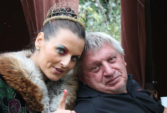 Žižková s Krytinářem.