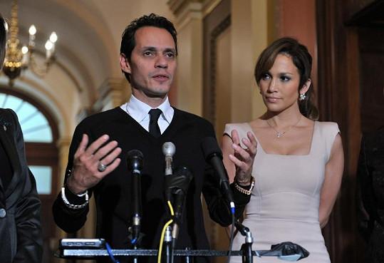 Vtah Jennifer Lopez a Marca Anthonyho je minulostí.