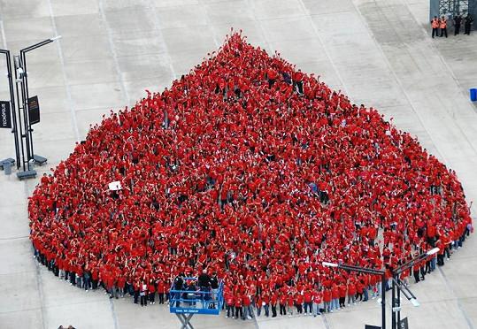 1500 mladých lidí svým činem podpořilo dárcovství krve.