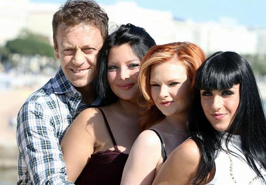 Rocco, Anna Polina, Tara White a Jade Laroche.