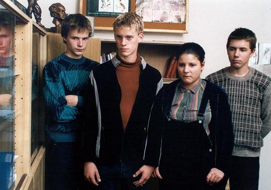 Ve filmu Ze života pubescentky s Kryštofem Hádkem (1999)