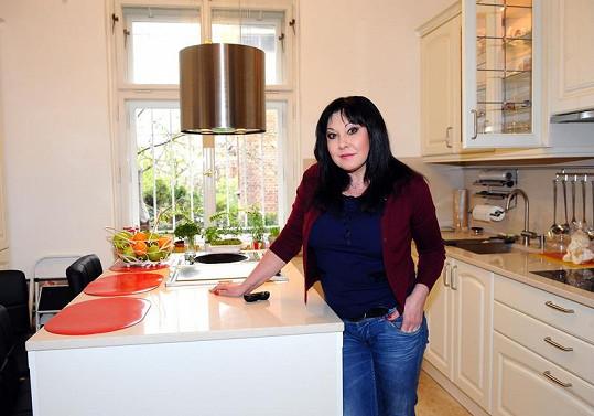 Kuchyň včetně přístrojů vyšla na milión korun.