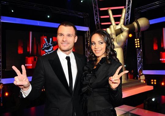 Leoš Mareš bude Hlas Česko Slovenska uvádět s Tinou.