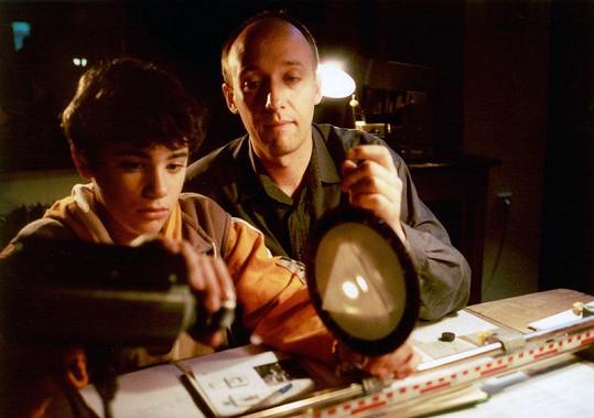 Vojta Kotek ve filmu Smrt pedofila (2003)
