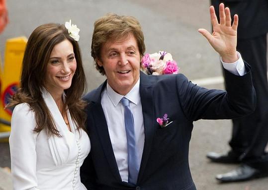 Paul a Nancy.