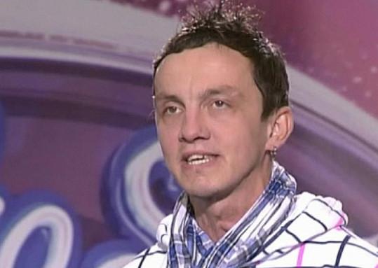 Marian Kajzer, se kterým má nyní problém Petra Janů, se neúspěšně účastnil i SuperStar.