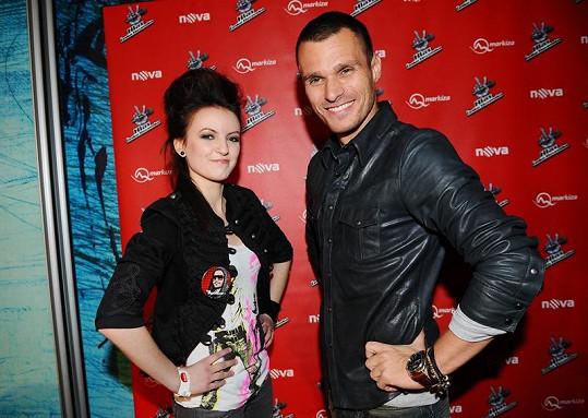 Veselovská by ráda vydala do dvou měsíců album.