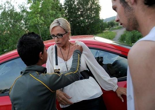 Kateřina Brožová se bránila marně.