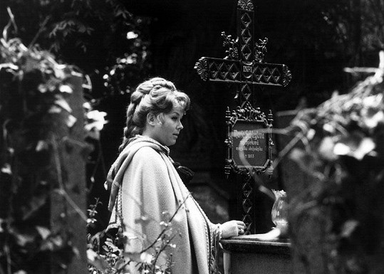 Jana Drbohlavová v televizním filmu Návrat pana Ryšánka (1971)