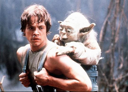 Legendární voják a mistr Jedi Luke.