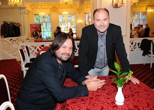 Jiří Pomeje Michalu Davidovi produkoval úspěšné turné.