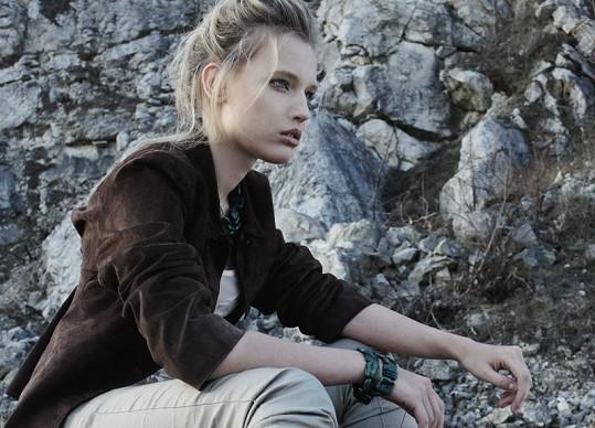 Kristýna je velmi krásná.
