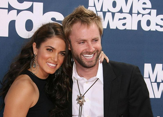 Nikki Reed a Paul McDonald.
