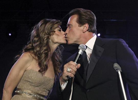 Takové láskyplné políbení je zřejmě již navždy minulostí.