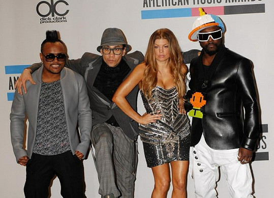 Skupina The Black Eyed Peas