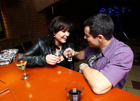 Patricie se na diskotéce jako seznámila s mužem, který ji na baru opil.