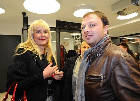 Vendula Auš Svobodová se rozvedla s Patrikem Aušem.