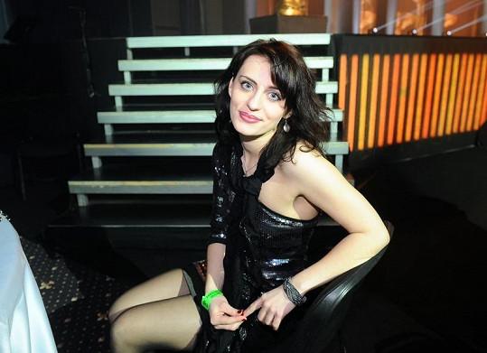 Markéta Procházková je talentovaná zpěvačka.