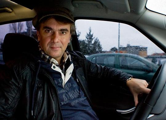 Tomáš Matonoha se v Taxíku dlouho neohřál.