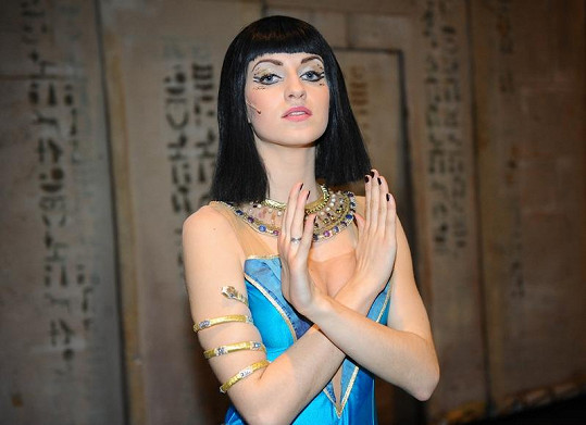 Gunčíková má dnes premiéru v muzikálu Kleopatra.