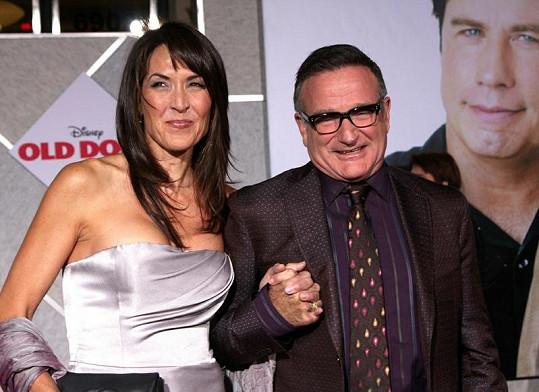 Robin a jeho vyvolená designérka Susan.