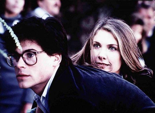 Camp a Rob Lowe ve filmu Zamilovaný porotce (1988)