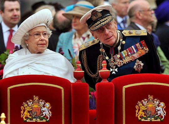 Princ Philip musel být převezen do nemocnice kvůli infekci močového měchýře.