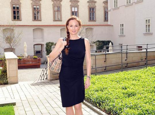 Akci moderovala Markéta Hrubešová.