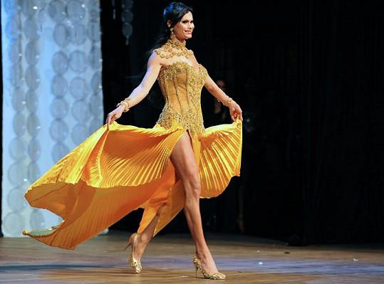 Miss Transsexuál se poprvé konala i v Riu de Janeiru.