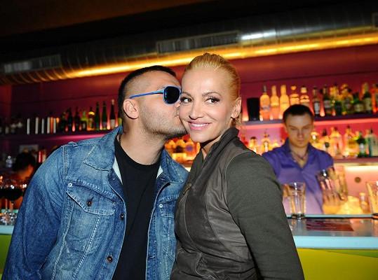 Dara a Rytmus společně působili jako koučové v soutěži Hlas ČeskoSlovenska.