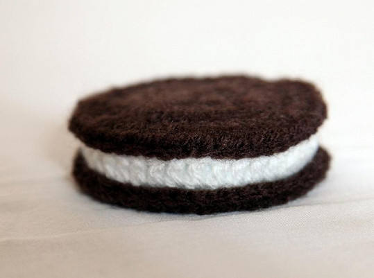 Tato sušenka může posloužit jako nevšední dárek.