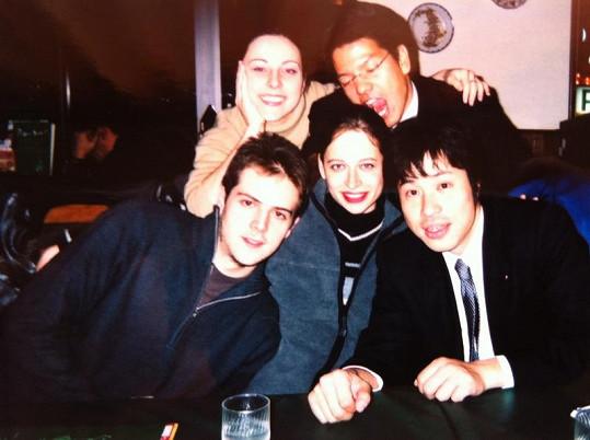 Juraj vzpomíná na rok v Japonsku hrozně rád.