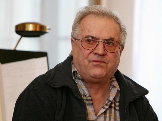 Bronislav Poloczek měl velké zdravotní problémy.