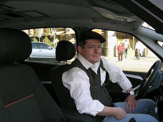 Aleš Háma je služebně nejstarším moderátorem pořadu.